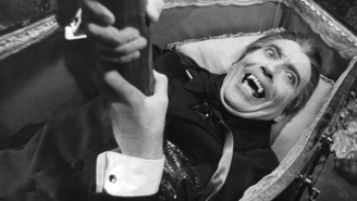 Remember Christopher Lee's Life With This Compilation Of His Movie Deaths