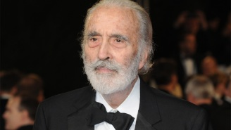 Sir Christopher Lee has died at the age of 93