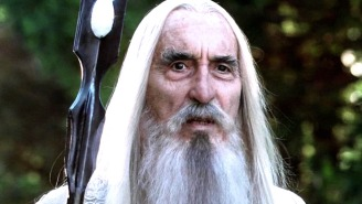 R.I.P. 'Lord Of The Rings' Star And Heavy Metal Singer Sir Christopher Lee