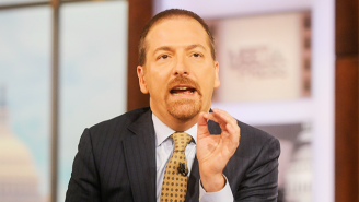 Chuck Todd Addressed The Charleston Shootings With A 'Color Blind' Segment