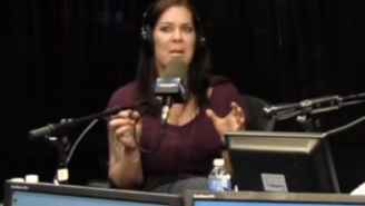 Chyna And X-Pac Got Into An Argument About Drugs, Rape And Sex Tapes On Opie Radio