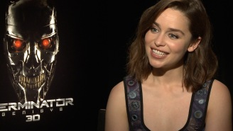After 'Game of Thrones' Emilia Clarke had no fear of taking on a new 'Terminator'