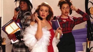 'Clueless' production polaroids: We're totally buggin'