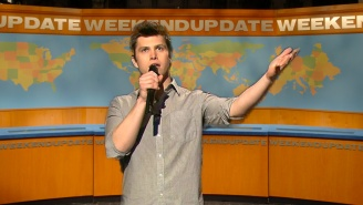 'SNL's Colin Jost Goes On An Epic, Hilarious Anti-Time Warner Twitter Tirade