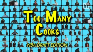 Watch This NBA Draft Version Of 'Too Many Cooks'