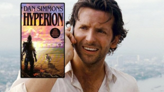 Bradley Cooper Is Finally Bringing 'Hyperion' To Life For SyFy