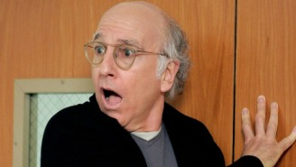 Celebrate The Times 'Curb Your Enthusiasm' Was 'Pretty, Pretty' Awkward