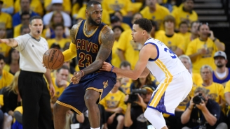 The 2015 NBA Finals Continue To Obliterate TV Ratings