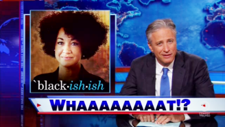'The Daily Show' Took On Rachel Dolezal's Racial Ambiguity