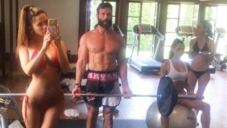 'Instagram's Biggest Playboy' Dan Bilzerian Skips Leg Day And The Internet Shames Him