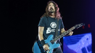 Foo Fighters' New Single 'The Line' Is A Dramatic, Tear-Soaked Power Ballad