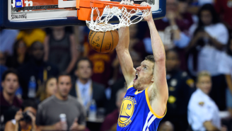 Why David Lee's Game 3 Presents A Draymond Green Conundrum For Steve Kerr