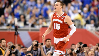 Sam Dekker Diagrams The Perfect 'Hero Ball' Set In Crunch-Time For The Players' Tribune
