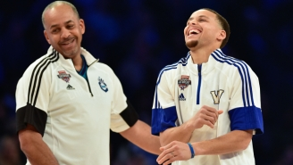 Watch Steph Curry And Klay Thompson's Dads Both Admit Their Sons Are Better