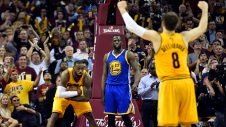 Cavaliers Hold Off Warriors To Win Game 3 Behind LeBron And Matthew Dellavedova