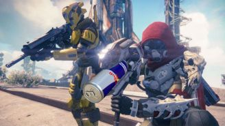 Want A New Quest In 'Destiny?' Better Find A Red Bull