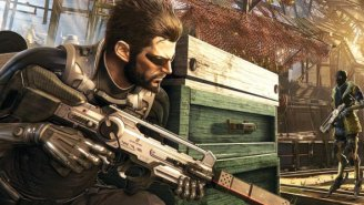 Watch 'Deus Ex: Mankind Divided' Pull Out All The Tricks In This 25-Minute Gameplay Demo