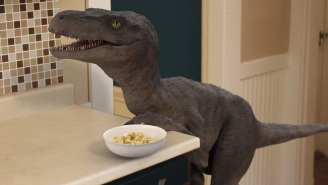 Dinosaurs Are Jerks