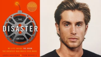 BookDrunk Radio: 'The Room's Greg Sestero (And Michael Rousselet) On 'The Disaster Artist'