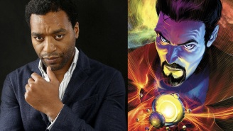 Was Chiwetel Ejiofor's 'Doctor Strange' role just revealed?