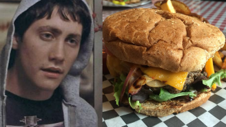 The director of 'Donnie Darko' claims he knows the best burger in Los Angeles