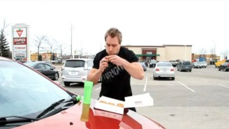 You May Never Eat A Donut Again After Watching This Guy Eat A Dozen In 45 Seconds