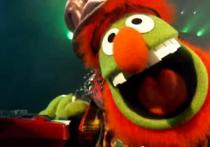 The Muppets' Dr. Teeth Drops 'Shimmy Shimmy Ya' By ODB