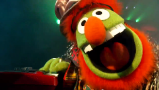 The Muppets' Dr. Teeth Drops 'Shimmy Shimmy Ya' By ODB