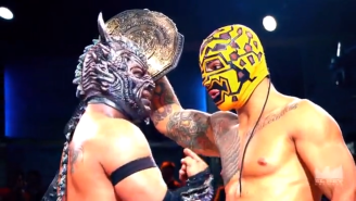 The Essential Pro Wrestling Masks You Need To Know For Halloween