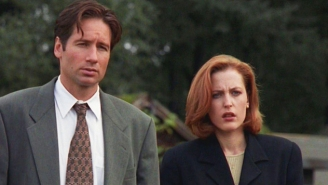 Mulder And Scully Get Reacquainted In This First Official Image From 'The X-Files' Reboot
