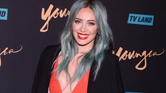 Hilary Duff Got Shut Down By 7 Out Of 8 Dudes In A Blind Dating Challenge