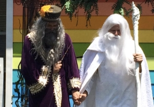 Gandalf And Dumbledore Got Married To Troll The Westboro Baptist Church