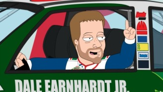 Here Are Dale Earnhardt, Jr.'s Biggest Pop Culture Moments