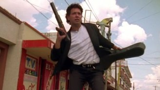 Why Robert Rodriguez Never Wanted 'El Mariachi' To Be Released To American Audiences