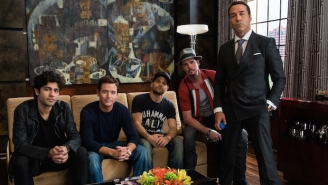 The 'Entourage' Movie Is Exactly What You Thought It Was Going To Be