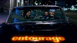 The Honest Trailer For 'Entourage' Is All Bros, Butts, And Boobs