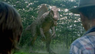 Everything wrong with 'Jurassic Park III' is that it exists