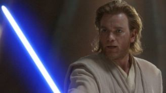 Ewan McGregor Says You Don't Need A Crossguard To 'Fight With A Lightsaber Properly'