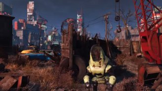 'Fallout 4' Is So Huge, Nobody At Bethesda Has Seen All Of It