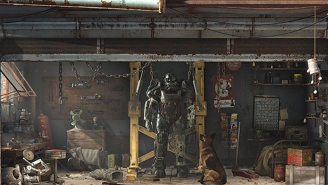 First 'Fallout 4' trailer shows a post-apocalyptic Boston in bloom