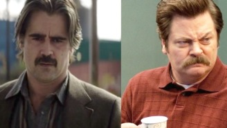 Here Are The Great TV Mustaches That Colin Farrell's 'True Detective' 'Stache Is Up Against