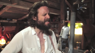 Father John Misty Recorded A Country Version Of 'Pure Comedy' To Bridge The Political Divide