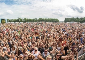 A Freak Lightning Storm Forced An Evacuation At Firefly Festival