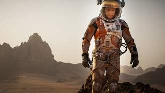 First teaser footage sets up Matt Damon's Mars nightmare 'The Martian'