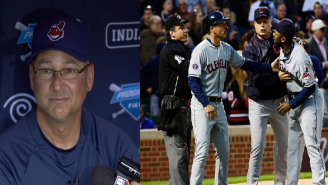 Here Are The Details Of Terry Francona Accidentally Peeing On Himself During A Game
