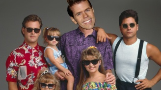 Perez Hilton Is Going To Play Danny Tanner In 'Full House! The Musical!'
