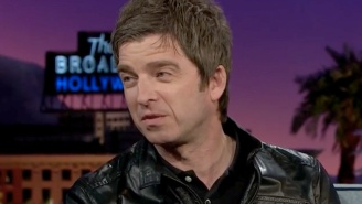 Noel Gallagher Calls A Hot Dog A 'Hot-Dog Sandwich'