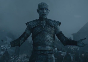 This Mashup Of 'Game Of Thrones' And 'Thriller' Is Still Super Creepy