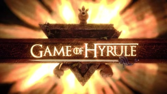 Watch These Great Video-Game Remixes Of The 'Game Of Thrones' Opening