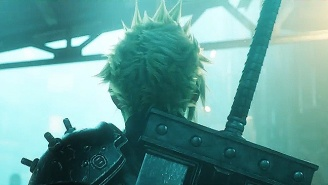 The 'Final Fantasy VII' Remake Will Make Changes To The Game's Story And Gameplay